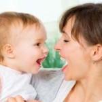 Cuando empieza a hablar un bebe y como enseñar a hablar a un bebe
