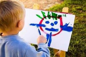 Interpretar los dibujos de los niños
