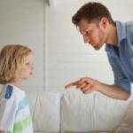 Educar sin gritar: cómo ser obedecido