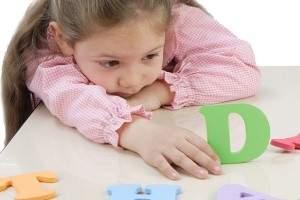 Falta de concentración en niños