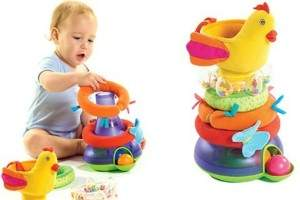 Desarrollo de un bebe de 13 meses a 16 meses