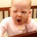 Sueño del bebe: como debe dormir un bebe mes por mes