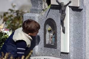 Como explicar a un niño la muerte de un ser querido