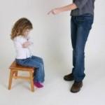 Castigos para niños: cómo castigar sin castigos corporales