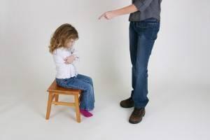 Castigos para niños