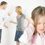 El divorcio con hijos: consecuencias y como actuar bien con ellos