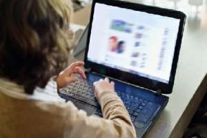 Niños adictos a facebook