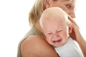 Porque llora un bebe