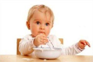 Comer bebe