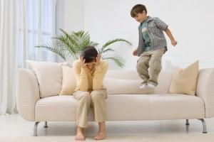 Niños hiperactivos