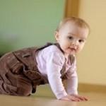 5 tips para acondicionar la casa cuando el bebé gatea