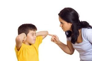 Problemas de conducta en niños