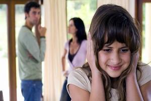 Ansiedad de separación en niños