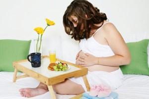Consejos para una alimentacion saludable en el embarazo