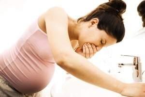 Náuseas en el embarazo