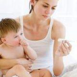 ¿Qué hacer si tu bebé tiene fiebre?
