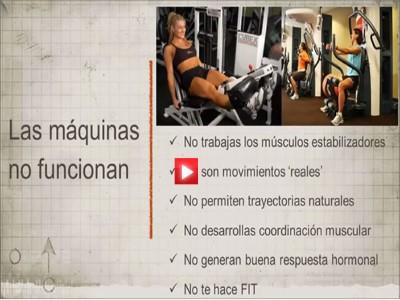 Video de ejercicios faciles para mujeres