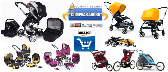 Comprar coches de bebes Amazon