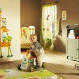 Habitaciones de bebe: la decoración del cuarto del bebe
