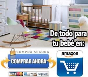 Comprar cunas de bebés en Amazon