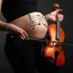 Efecto mozart para bebes en el vientre