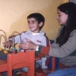 Como criar a un niño ciego: cuidar de un hijo invidente