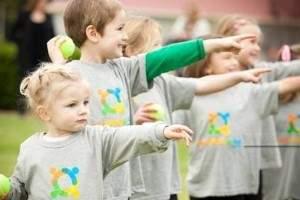 El deporte como disciplina en los niños