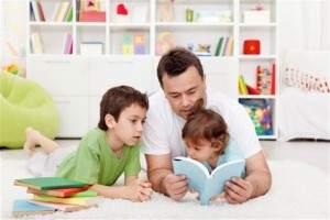 Cómo enseñar a tu hijo a leer