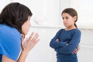 Como tratar a un niño malcriado
