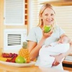 Cómo bajar de peso después del embarazo si estas amamantando
