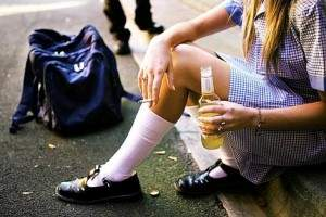 Consumo de alcohol en los adolescentes