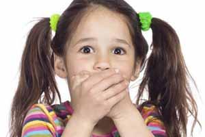 Cómo evitar que mi hijo diga malas palabras