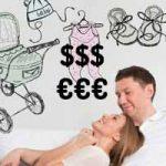 Cómo ahorrar dinero con la llegada de un bebé