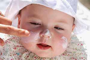Consejos para cuidar la piel de tu bebé