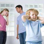 El divorcio y sus consecuencias en los hijos: pequeños, adolescentes