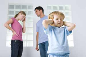 El divorcio y sus consecuencias en los hijos