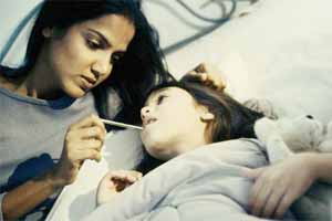 La fiebre en niños y adultos