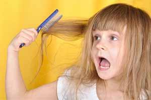 Por qué se les cae el cabello a los niños