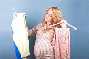 Vestimenta adecuada durante el embarazo