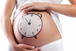 Cuánto dura un embarazo humano