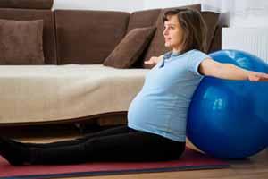 Ejercicios para combatir la ciática en el embarazo