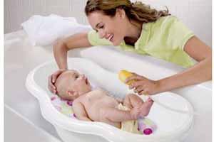 Las mejores bañeras para bebés