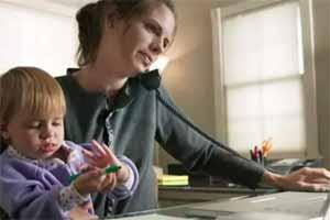 Cómo educar a un hijo único siendo madre soltera