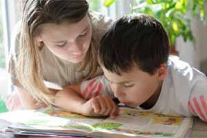 Cómo enseñar a mi hijo a leer y comprender la lectura