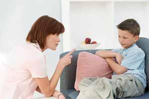 Reglas para un niño en casa: normas de convivencia en el hogar
