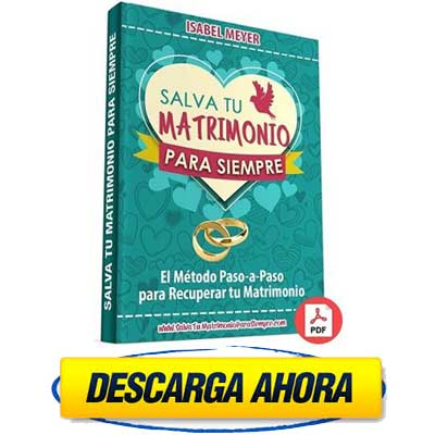 Ebook salvar mi matrimonio